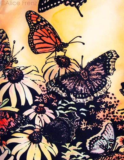 alicefrenz-swallowtails-in-the-sun-monarch-detail